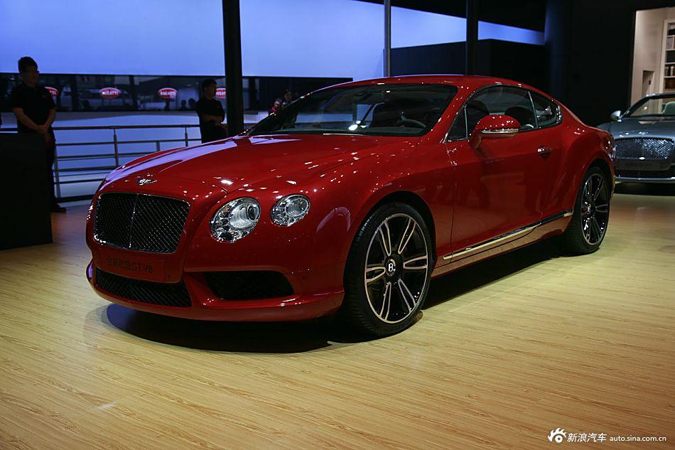 全新宾利欧陆GT V8