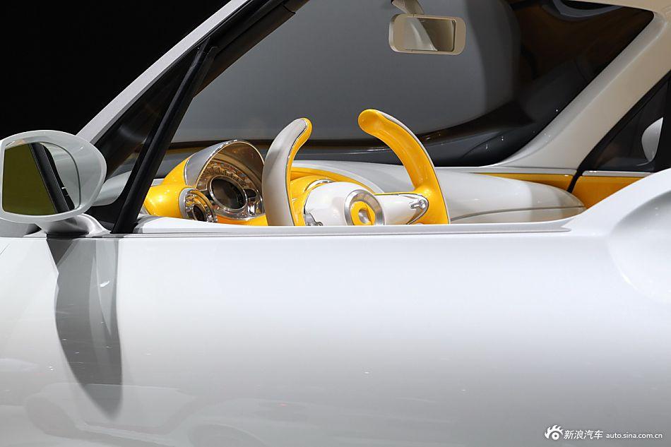 smart概念车for-us