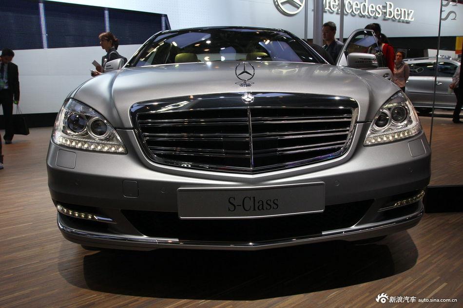 奔驰s600l grand edition图片