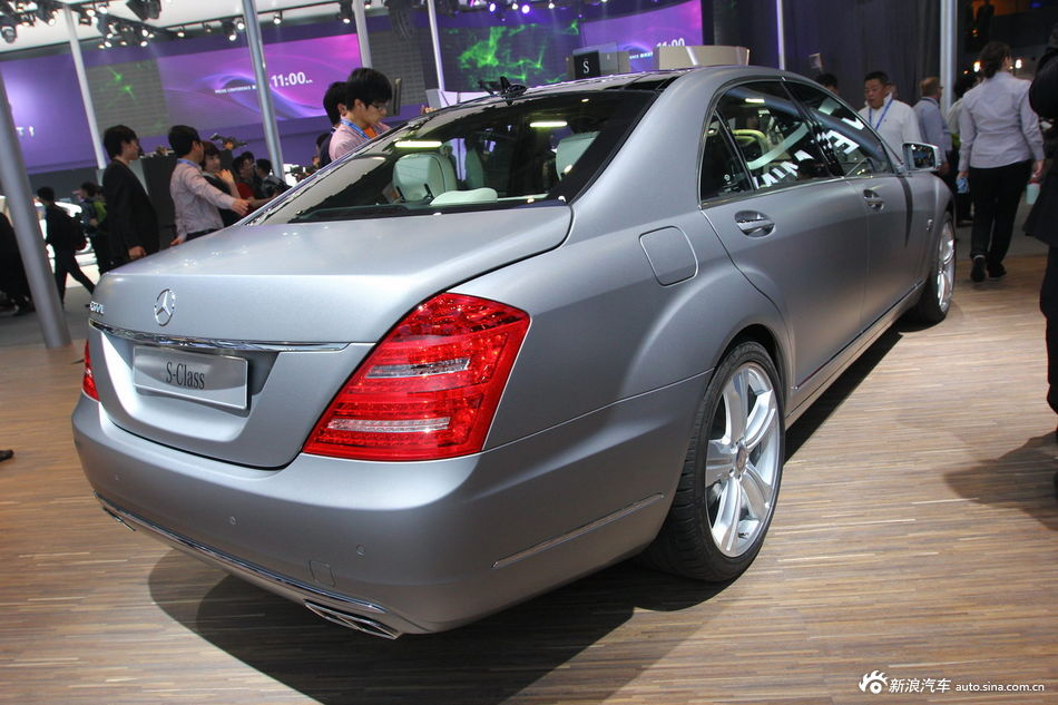 奔驰S600L Grand  Edition