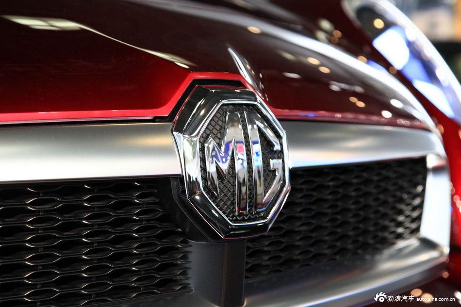 图片说明:2012年4月25日至5月2日,第十二届北京国际汽车展览会在北京中国国际展览中心隆重举行,本届车展主题为创新跨越,共吸引展车1125辆,全球首发车120辆,跨国公司全球首发车36辆,跨国公司亚洲首发车35辆,概念车74辆,新能源车88辆。图为:上海汽车展台,上海汽车MG Icon-概念车2012-04-23 14:48:54