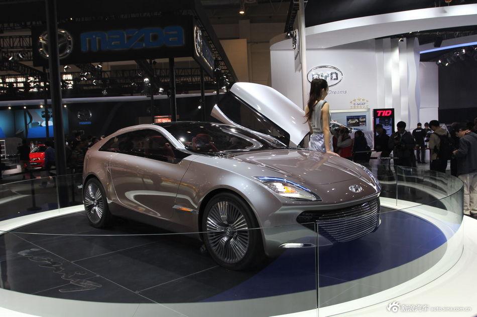 现代i-oniq概念车