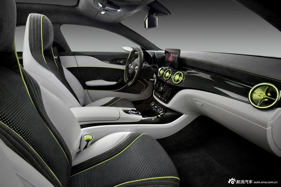 梅赛德斯-奔驰Concept Style Coupe