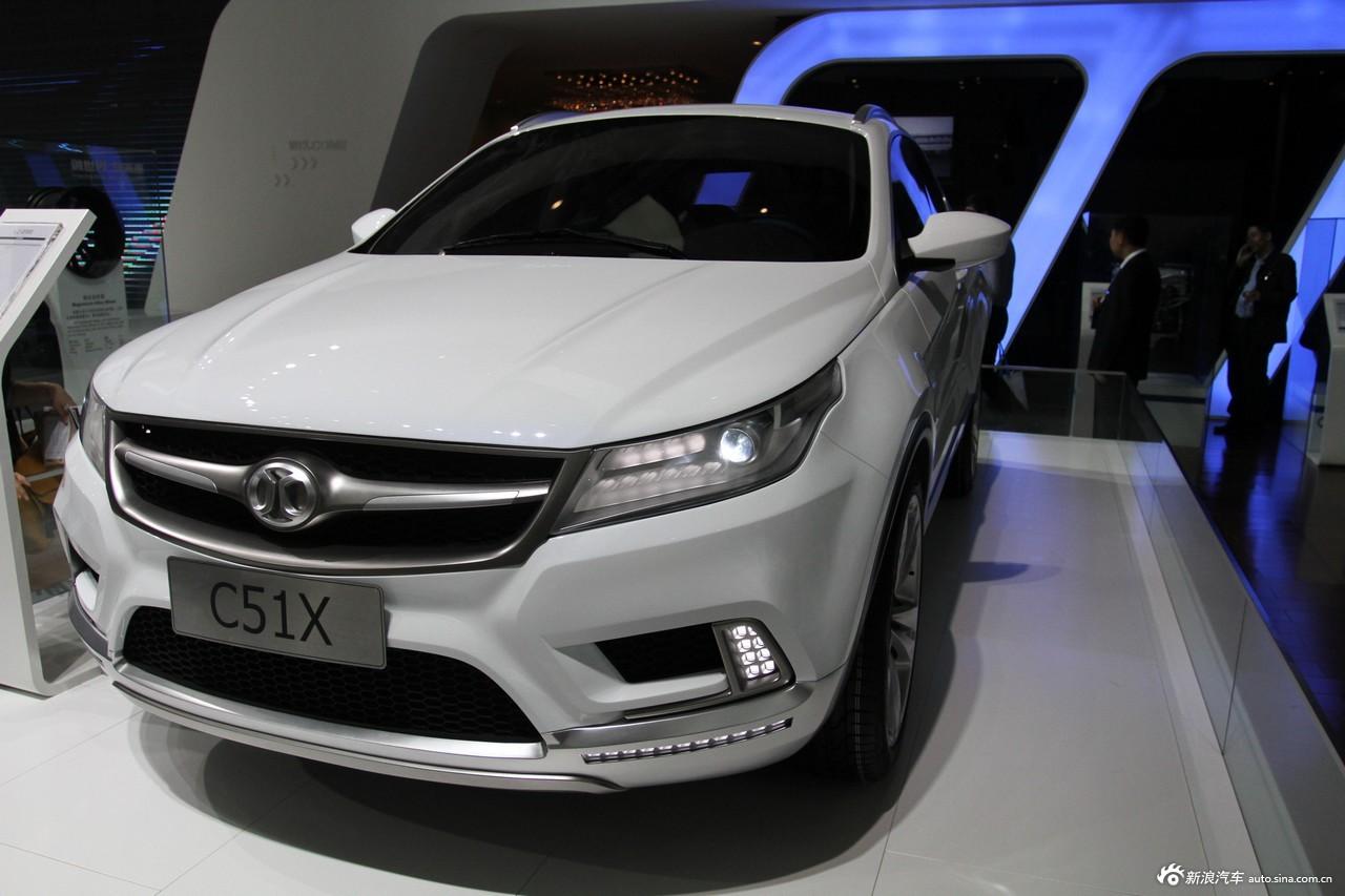 北京汽车c51x