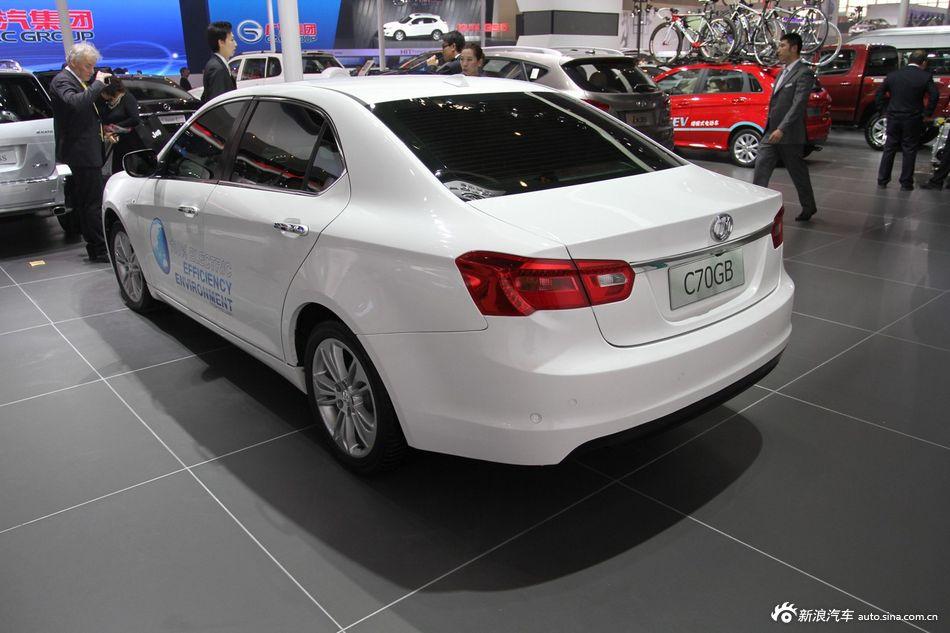 北京汽车C70GB