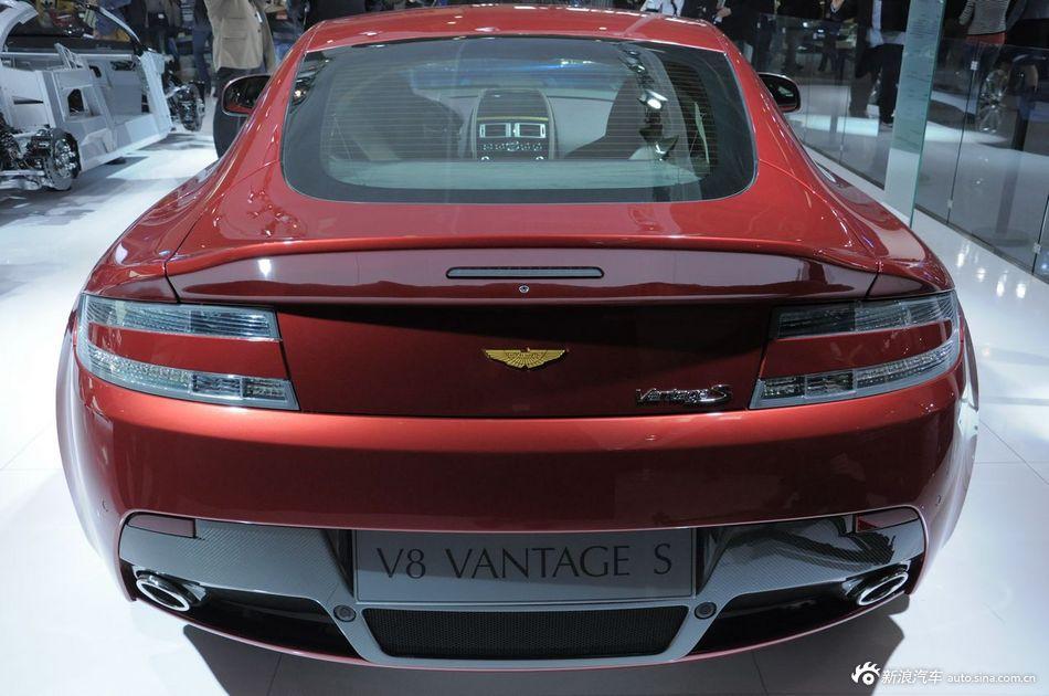 阿斯顿马丁V8 Vantage s