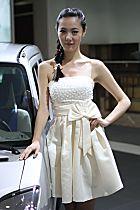 铃木展台10号模特