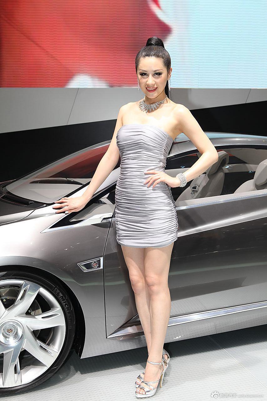 凯迪拉克3号模特