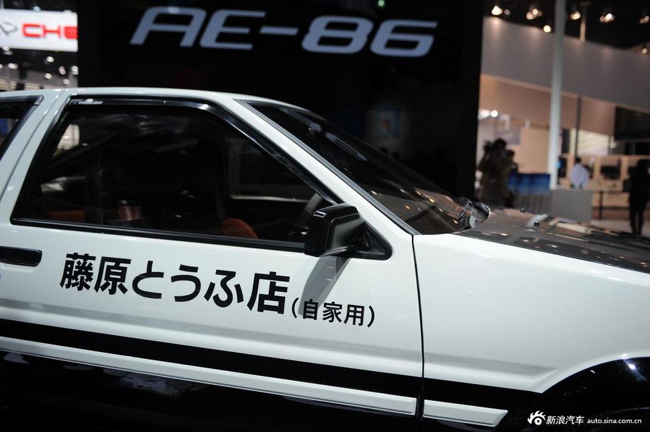 丰田AE86