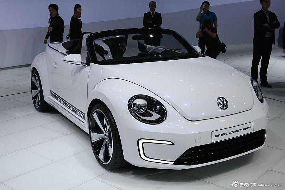 大众e-bugster概念车