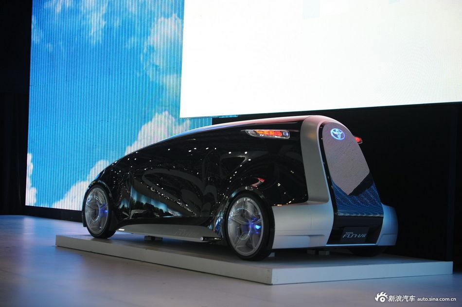 丰田Fun-Vii-概念车