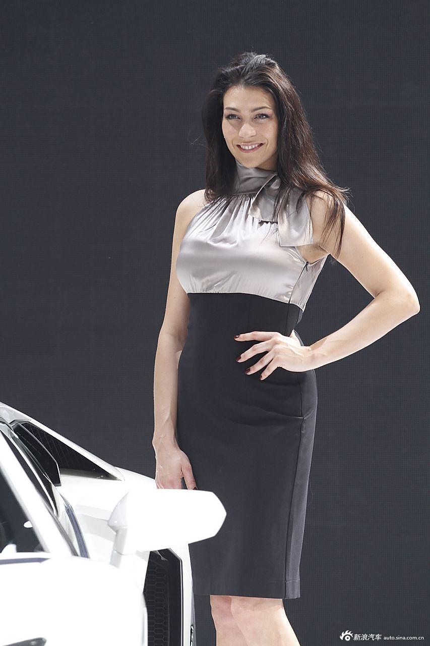 兰博基尼1号模特