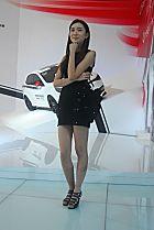 MG展台3号模特