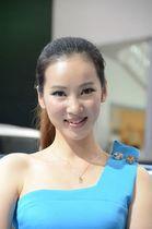 2012成都车展125号模特