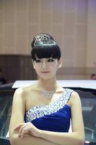 2012成都车展137号模特
