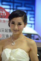 2012成都车展138号模特