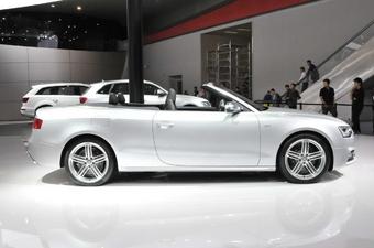 奥迪S5 Cabriolet