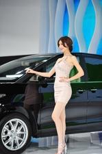 2012广州车展美腿车模_1