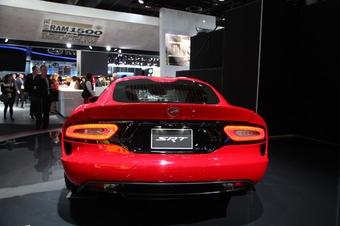 2013款蝰蛇SRT