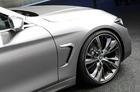 宝马4系coupe概念车