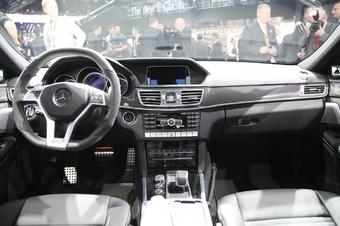 奔驰E63 AMG S 4MATIC
