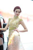 北京汽车2号模特
