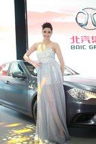 北京汽车3号模特