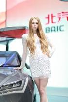 北京汽车4号模特