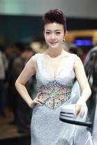 北京汽车5号模特