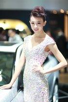 北京汽车6号模特