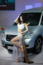 猎豹汽车1号模特