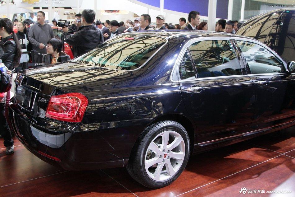 荣威750