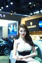 玛莎拉蒂3号模特