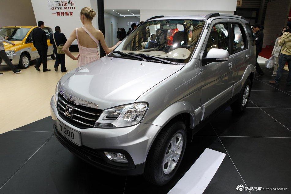 2013款众泰T200