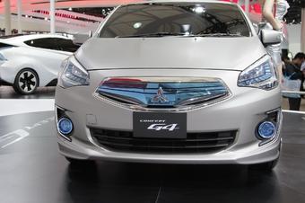 三菱G4概念车
