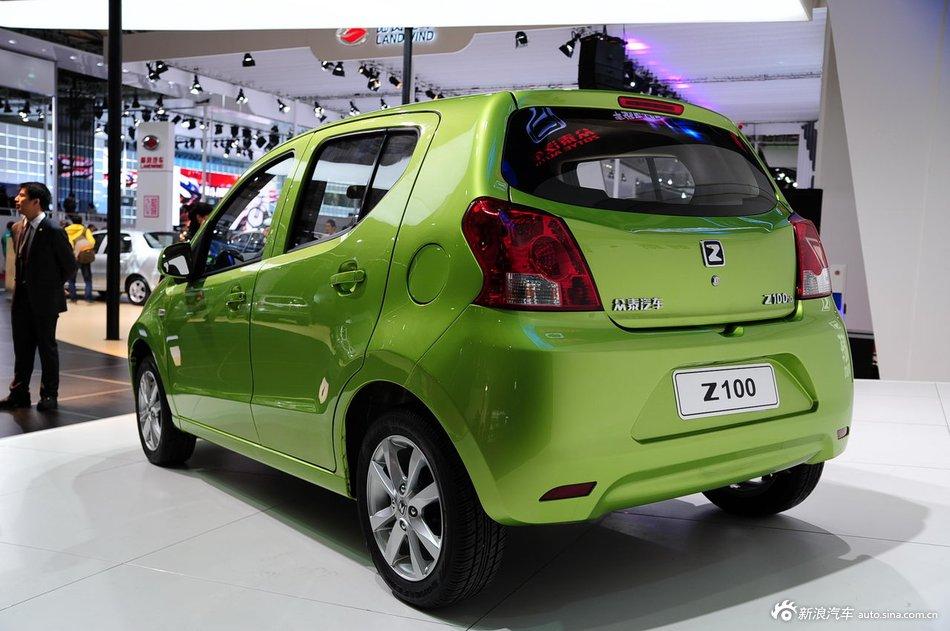 2013款众泰Z100