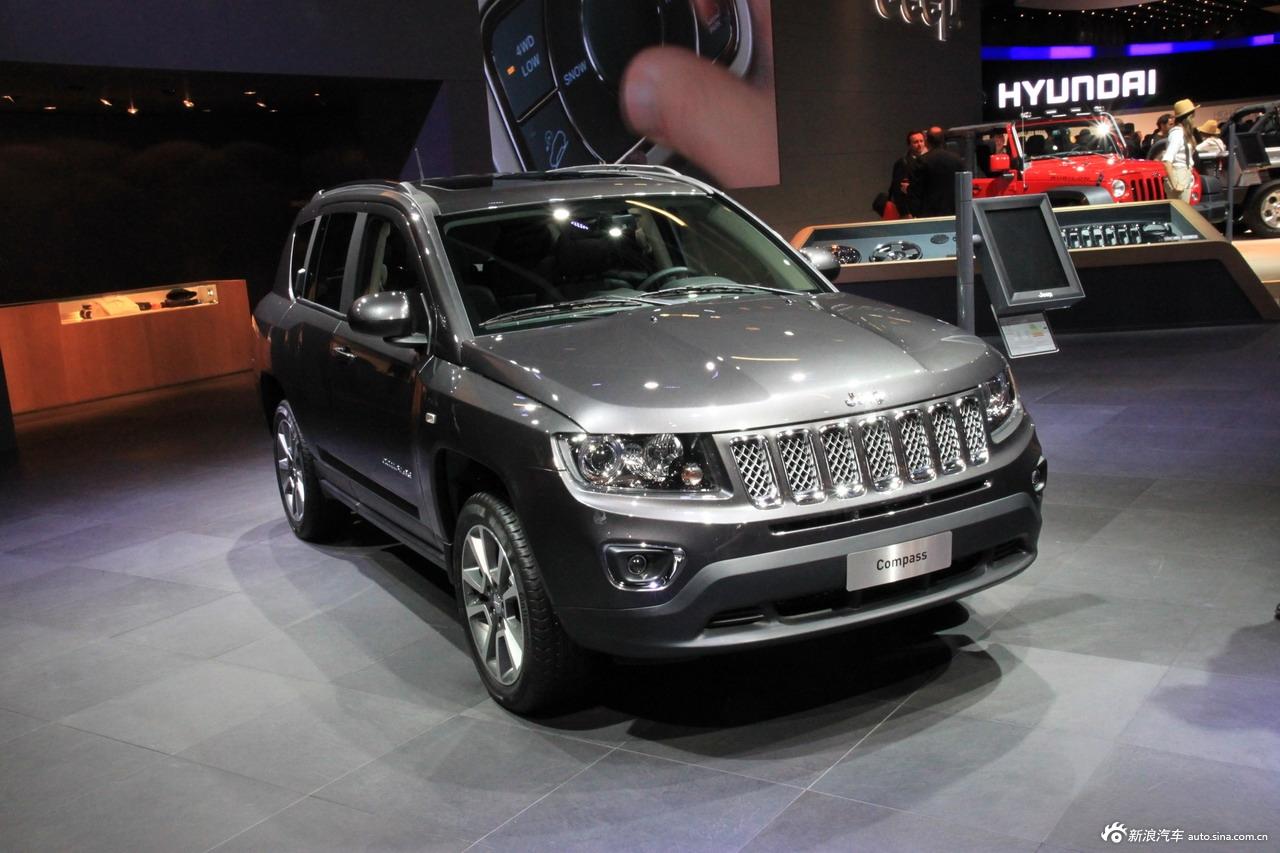 Jeep指南者价格 2015款吉普指南者最新降价高清图片