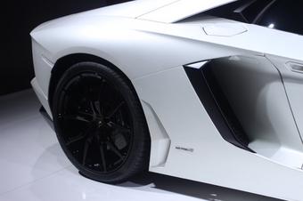 2013款兰博基尼AventadorLP 700-4 Roadster