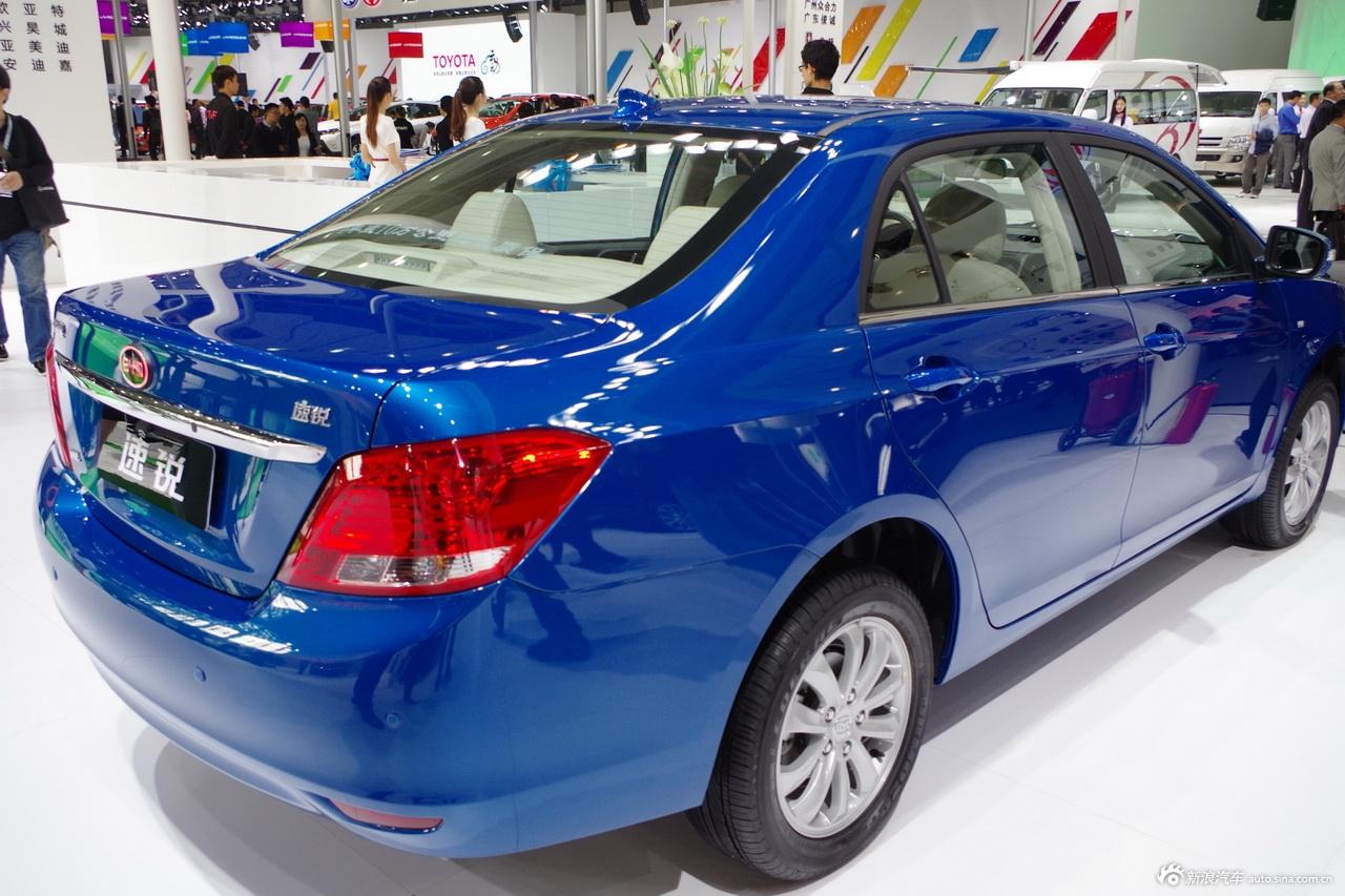 2013款比亚迪 速锐 (1280x853)-速锐2013款 速锐新款 速锐是全系带图片