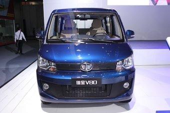 2014款佳宝V80 1.5豪华型