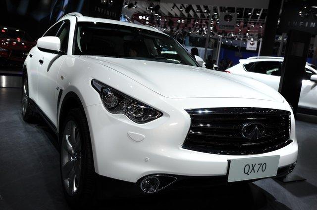 2014款英菲尼迪QX70