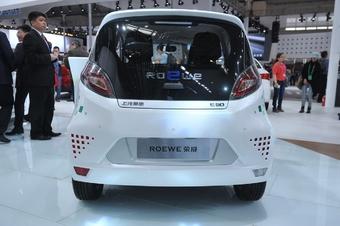 2014款荣威E50