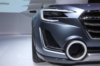 2014款斯巴鲁Viziv-2概念车