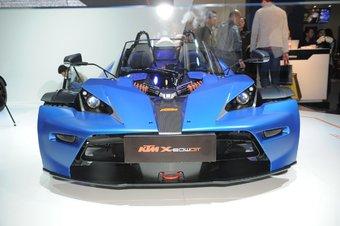 2014款X-BOW GT