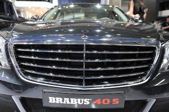 巴博斯40S