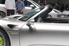 2014年第12届广州国际车展 图为:保时捷918 Spyfer