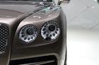 2014年第12届广州国际车展 图为:宾利 飞驰V8
