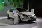 2014年第12届广州国际车展 图为:沃蓝达