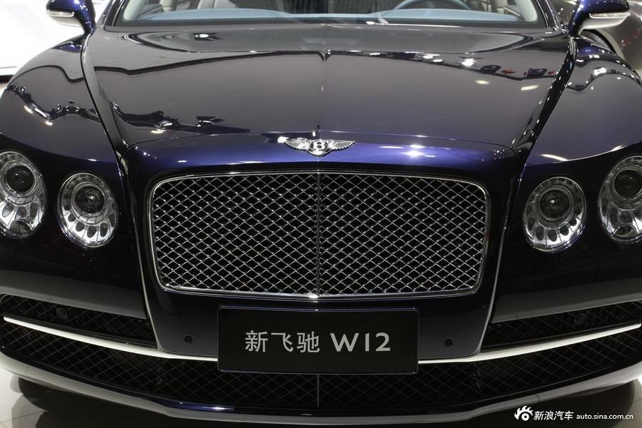 2014年第12届广州国际车展 图为:宾利 慕尚