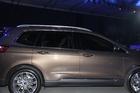 2014年第12届广州国际车展 图为:锐界
